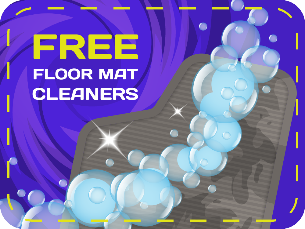 Free Floor Mat Clearners